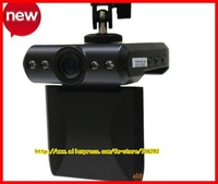 Автомобильный видеорегистратор Car DVR Camera with 2.0 inch TFT LCD, 270 degree, HD night vision, 8 IR LED, X1000