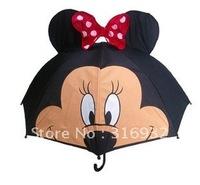 Free shipping Minnie children umbrella  ,children umbrella 1pc