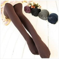 Freeshipping fashion Spring New style Linen pantyhose bottom tights