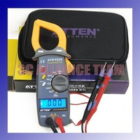 Free shipping ATTEN ATW9250 Clamp ampere multimeter ,Retail Wholesale