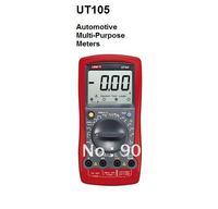 Handheld Manual Ranging Automotive 3 1/2 Digital Multimeters UT105