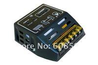 10A solar charge controller 12V/24V solar regulator for 120W 240W solar panel battery charge controller  Free shipping!!!