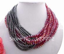 popular hematite necklace