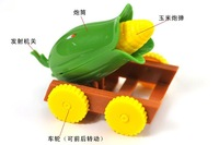 Free   shipping      Fun    Plants vs Zombies corn chariot / corn cannon