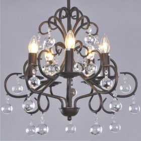 NEW Free Shipping High Quality Antique Inspired with 5 Lights in Elegant Style