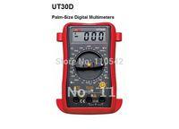 LCD Digital Multimeter Max.Display 1999 AC DC Ohm Voltmeter Ammeter Tester Meter UT33C Palm-Size Digital Multimerer