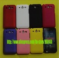 hard matte case for huawei u8860 honor,back hard rubber case,high quality,50pcs/lot