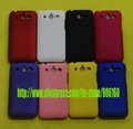 hard matte case for huawei u8860 honor,back hard rubber case,high quality,100pcs/lot