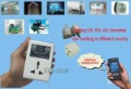 Cellphone GSM Remote Control Power Outlet, GSM switch