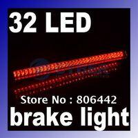 2pcs White 16LED Universal Style Car Grille Aux DRL Daytime LED Running Lights Day Fog lamp