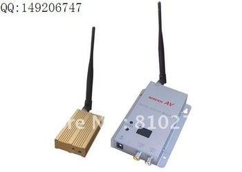 wireless transmitter 1.2G 15 CH 1200mW  500M---1500M