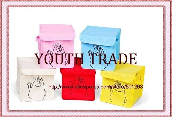 Free shipping by EMS, 2012 new receive bag , saving bag,the Folding receive box 98pcs/lot(China (Mainland))
