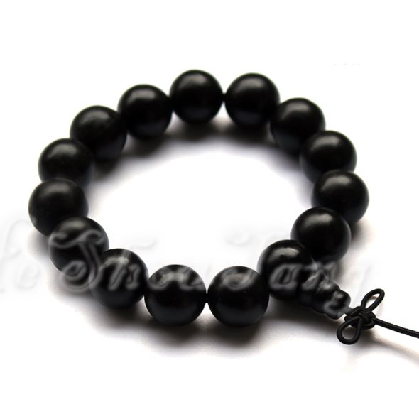 Health Energy Bracelet /Black / treat hair loss,gastrointestinal disease, constipation, obesity, diabetes