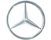 Free Shipping for  Mercedes Benz Badges Rear Emblems 90MM Top Quality, AAA Quality