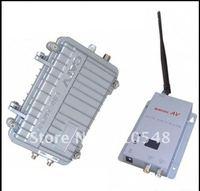 wireless AV transmitter and receiver 1.2GHz 15CH 5000mW1KM---5KM