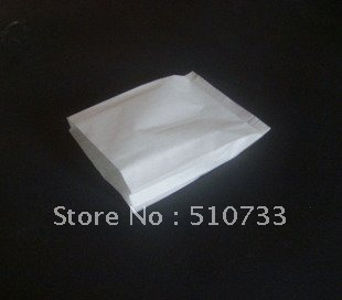 Wholesale 500pcs/lot free shipping 15X11.5X1.9CM, greaseproof paper bags/food paper bags/bread paper bags