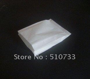 Wholesale 500pcs/lot free shipping 15X11.5X1.9CM, greaseproof paper bags/food paper bags/bread paper bags