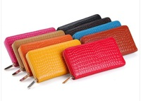 Кошелек Bag Family] Women`s sweet slim Wallets /Women`s Coin Purses/wallet/purse/card bag rose