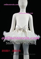 FREE SHIPPING baby skirt infant girls short pettiskirts newborn christening wear