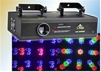 (in 2012 the most fashionable!) Retail, wholesale (AG30RGB) laser stage light, laser pointer, LED lighting, novel lighting