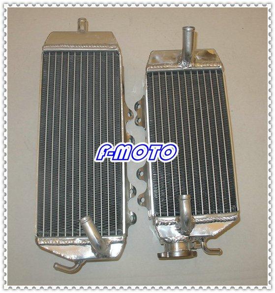 KAWASAKI KXF250 KX250F 2006 2007 2008 alloy aluminum motorcycle radiator KXF 250 KX 250 F 06 07 08(China (Mainland))