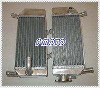 CRF250 CRF250R CRF250X 2004 2005 2006 2007 2008 2009 alloy aluminum motorcycle radiator CRF 250 R X 04 05 06 07 08 09