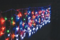 LED Curtain light,2*2.5m per lot,6 different color for selection