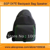 Hot active BSP-047E Back Bag Speaker