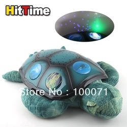 Constellation Stars Sea Turtle Night Light Lamp Projector [10713|01|01](China (Mainland))