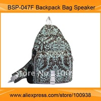 Hot active BSP-047F Back Bag Speaker