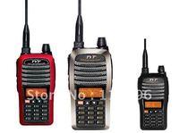 DHL Free Shipping Wholesale 5 watts 128CH VOX CTCSS/DCS DTMF Scrambler TYT TH-UVF1 Dual Band Handheld Radio