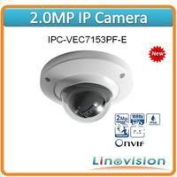 Wholesale professional 2.0M CMOS Megapixel IP Camera with PoE and Vandal proof, IPC-VEC7153PF-E