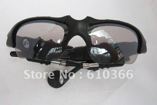 5pcs Sunglasses MP3 player Sport Mp3 Player real 2GB brand new style wear comfortable protect eye well China Post Free Shipping(China (Mainland))