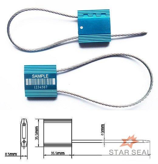 XHC-014 metal container seal(China (Mainland))