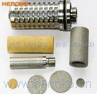D25*H3.19 Stainless steel 316L powder sintered filter disk