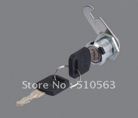s004 wholesale 6 pcs of 25mm Zinc Alloy Cam Lock can for drawer or arcade cabinet