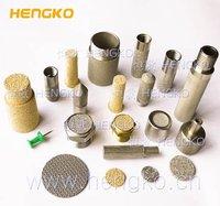 D7.0*H1.50Stainless steel 316L powder sintered filter disk