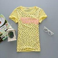 I15 Free shipping promotion 2012 new fashion women cat print shirts dress shirt fashionable tops long sleeve blouses lady tops