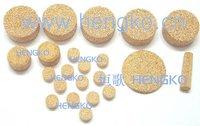 D9*H5.5 Stainless bronze powder sintered filter disk