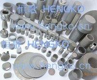 D4.8*H1 Stainless steel 316L powder sintered filter disk