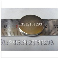 Magnet N35  Ndfeb Super Magnet 20mm x 2mm powerfull Rare Earth Permanent  Magnet Free Shipping  20pcs/lot