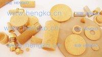 D9.8*H51 Stainless bronze powder sintered filter disk