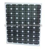 80W Monocrystalline Solar Panel,Solar Power,high quality,high efficiency,low price,CE,IEC,SGS,TUV, ISO certificate