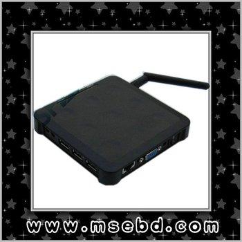 UPS/DHL/EMS 1pcs/lot Mini Net Computer Thin Client Network Terminal with Internal USB Wifi Adapter TW700