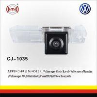 2012New 170degree waterproof Car Camera of VW Jetta