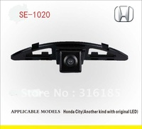 2012New 170degree waterproof Car Camera of Honda City
