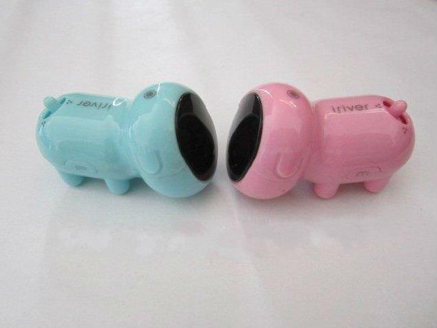 Fashion 10pcs/lotbest gift IRiver ipet dog MP3 I10 singing electronic pet with free shipping(China (Mainland))