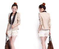 2012 Wholesale women suit,Fashion Lady Suit