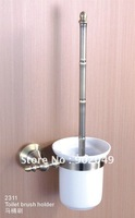 Toilet Brush Holder Toilet  Bathroom Enclosures KG-2311Sanitary Ware Fitting Free Shipping