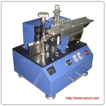cut foot machine,loose radial lead cutter X-5050,radial component lead cutting machine